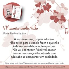 Para mais dicas como esta, passa na: www.editoradash.com