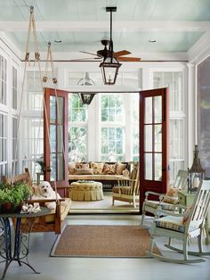 Vintage low country home http://houseplans.southernliving.com/plans/SL1828