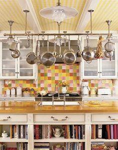 52 best rack for pots and pans images kitchen storage kitchen rh pinterest com