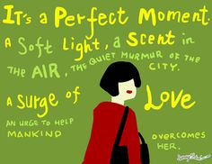 amelie quote - Google Search