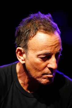 Bruce Springsteen Photos: Bruce Springsteen Media Call