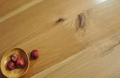 """Rift & Quartersawn White Oak 12""""& Wider Wide Plank from Creekmore Industries"""