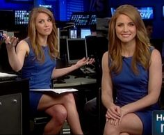 Jenna Lee Is The Best Woman On Fox News. I pay homage to Jenna here. Quite touching, and a tad creepy...Ha!
