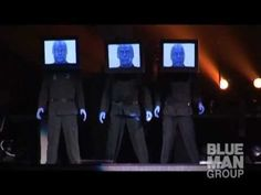 Heads Earth To Humanity - Blue Man Group