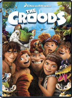 The Croods on DVD only $2.48 After Price Match & Coupon!