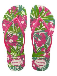 Verão 2013 Havaianas e C&A | Beauty Display Tropical Style, Ciabatta, Funny Laugh, Mules Shoes, Barefoot, Pink And Green, Lilly Pulitzer, Me Too Shoes, Sunnies