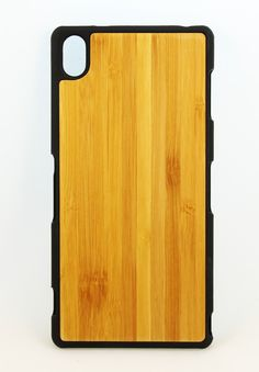 Sony Xperia Z3 Bamboo cover Sony Xperia Z3, Personalized Cutting Board, Phone Covers, Wood Watch, Personalized Gifts, Bamboo, Mobile Covers, Wooden Clock, Customized Gifts