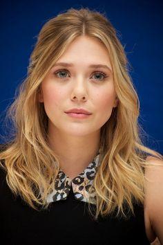 Elizabeth Olsen-Hair Inspiration