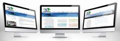 Desenvolvimento de site para o cliente: Babitonga Engenharia  www.babitongaeng.com.br