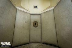 Padded Cell, Royal Hospital Haslar G-Block - 2015. Photo: Andy K, 28dayslater