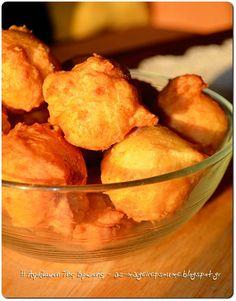 Τυροπιτάκια αφράτα τηγανιού – H Aπόλαυση Tης Βρώσης