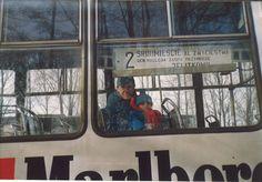 Rok 1994/1995. #Gdansk #tram #history #kid