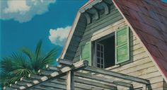 Screencap Gallery for My Neighbor Totoro (1988) (1080p Bluray, Studio Ghibli). Two young girls, Satsuki and her younger sister Mei, move into a house in the country with their father to be closer to their hospitalized mother. Satsuki