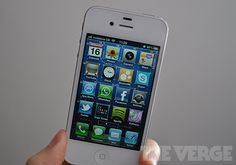 Next iPhone will have bigger screen, measuring 'at least' 4 inches, reports WSJ