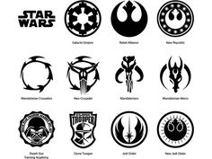 Star Wars Symbols And Meanings Pinterest • the world's catalog of ...