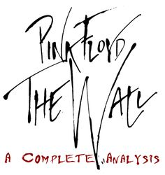 All of Pink Floyd's albums should become movies.