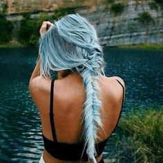 All I ever really wanted was pastel hair, and at times, I had it. My hair dyeing escapades were quit Ombré Hair, Dye My Hair, Hair Day, Girl Hair, Hair Updo, Coloured Hair, Mermaid Hair, Gorgeous Hair, Pretty Hairstyles