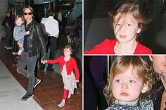 Keith Urban escorted his lovely daughters Sunday Rose and Faith Margaret from the US to Nice, France, yesterday, leaving onlookers stunned by how quickly the girls are growing up.