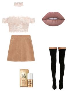 """""""Fall look"""" by beautyguruliana on Polyvore featuring See by Chloé, Cape Robbin, fashionset and polyvorefashion"""