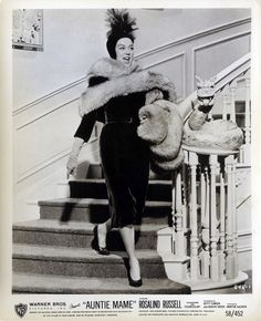 Auntie Mame (1958) starring Rosalind Russell