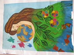 Earth Charter Youth Art Contest in Russia