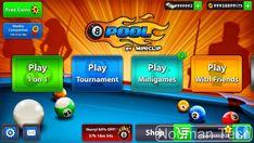 8 Ball Pool Free Facebook Accounts 100% Working 2017 - Nouman Tech