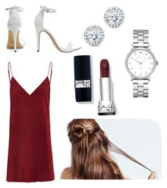 """""""Untitled #14"""" by rosiestark on Polyvore featuring Marc by Marc Jacobs and Kobelli"""