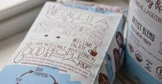 One Village Coffee packaging