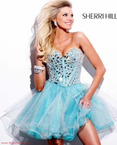Sherri Hill Prom Dress Style 1403 available in Aqua/Silver, Nude/Silver, Fuchsia, Pink/Silver, Black/Silver, White/Silver, Gunmetal, Turquoise, Silver, Yellow/Silver, Lilac/Silver, Lime/Silver, Royal, Gold, Red @Rissy Roo's
