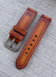 Ремешок для часов Panerai в винтажном стиле «74»