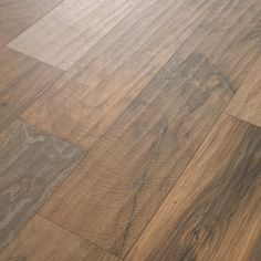 Wood Tile Flooring - This new tile is such a great idea.  I hope that we can remodel our kitchen and use it.  I love the look- plus, it looks ruggedly durable.