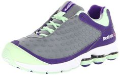 Reebok Womens DMX Sky Impact Running ShoeFlat GreyUltra VioletSea GlassWhite55 M US >>> Click image to review more details.(This is an Amazon affiliate link)