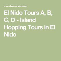 Opcje wycieczek z El Nido na wyspy wokół Palawanu