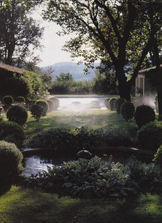 Betty & Francois Catroux's house in Provence. Photography by Tim Clinch.
