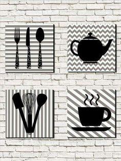 Quadros cozinha