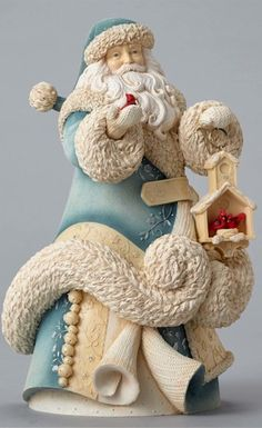 Foundations Christmas Series by Karen Hahn for Enesco at Fiddlesticks