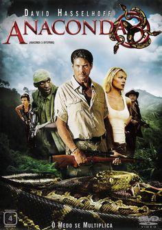 Anaconda 3 - 2008 torrent terror