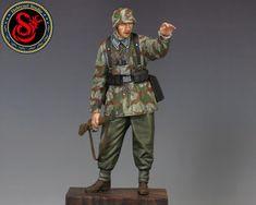 Hebiyuri Studio: German Grenadier Set (Alpine Miniatures,1/35,35195)