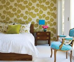 25 Accent Wall Ideas You'll Surely Wish to Try This at Home! Wallpaper  Ideas and Inspirations Tags: accent wall accent wall ideas accent wall  colors accent ...