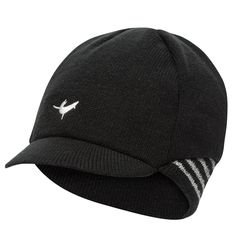 The ultimate cold, wet weather training hat for when you absolutely have to go out and get the miles in.