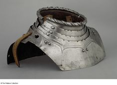 Title: gorget              Tags: Armour              Date: ca. 1530                        Artist: Unknown              Provenance: Germany              Collection: The Wallace Collection