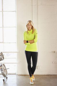 Maria Sharapova #nike #tennisplanet.com