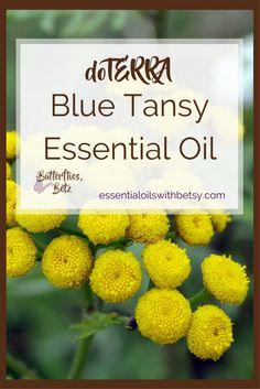 doTERRA Blue Tansy E