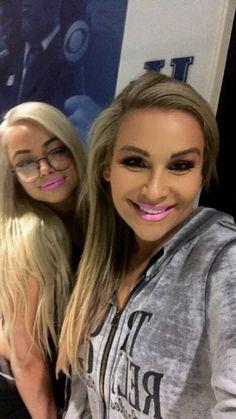 Wwe Total Divas, Nxt Divas, Wrestling Divas, Women's Wrestling, Sasha Banks Theme, Wwe Female Wrestlers, Wwe Girls, Wwe Womens, Professional Wrestling