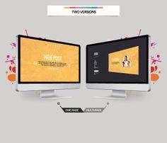 WordPress - Vida - Responsive Creative WordPress Theme | ThemeForest