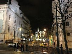 Um olhar por Lisboa: Chiado