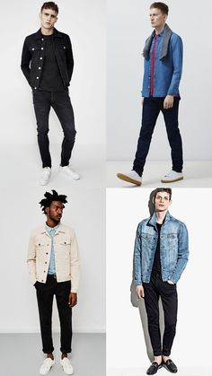 869d2f0423d83 The Key Denim Trends Were Backing For 2018 Double Denim