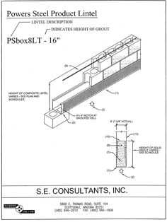 Power Steel Lintel  sc 1 st  Pinterest & Reinforcement Detail of a Downstand Concrete Beam-Lintel for Door ...