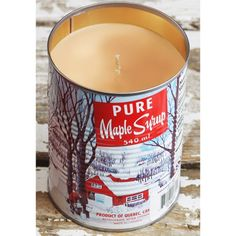 Old Cans For Candles