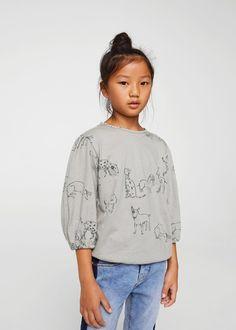 Pour Enfants Uni Basique T-shirt Filles Haut Col Rond Garçon Manches Longues Fin The Latest Fashion T-shirts, Hauts Vêtements, Accessoires